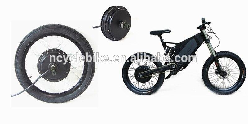 TFT Display 48 v-72 v 5000 watt elektrofahrrad kit 5kw e fahrrad - Radfahren - Foto 4