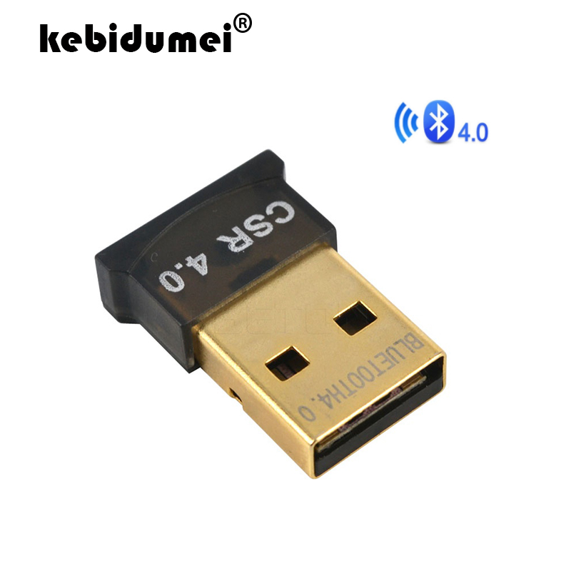 Mini USB 2.0  4.0 CSR4.0 Dongle Adapter For Win 7 8 10 XP Laptop PC
