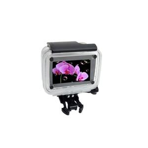 Image 4 - Anordsem Diving 40m Waterproof Case for Xiaomi YI 4k/4k+/yi lite Camera Mount Protective Housing Case