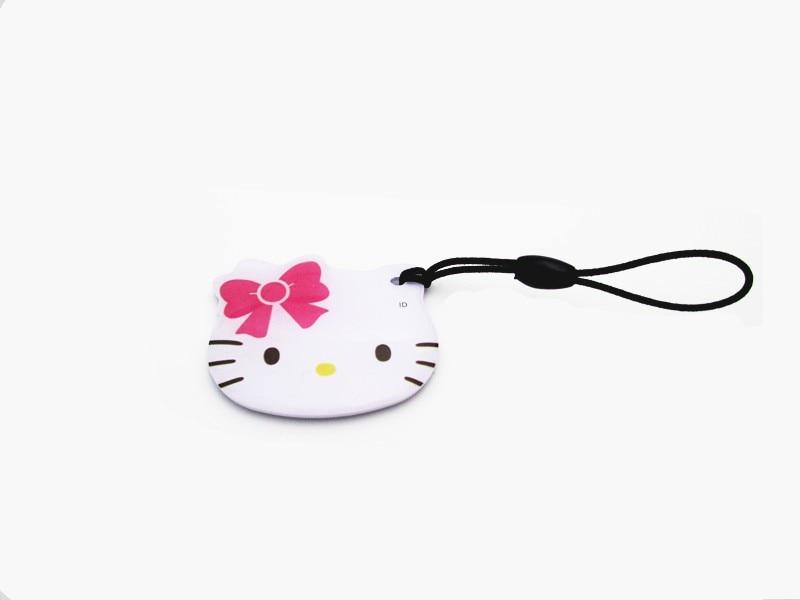 10pcs/lot cartoon hello kitty EM4305 125Khz RFID Writable Rewrite Proximity ID Token Tag Key Keyfobs hw v7 020 v2 23 ktag master version k tag hardware v6 070 v2 13 k tag 7 020 ecu programming tool use online no token dhl free