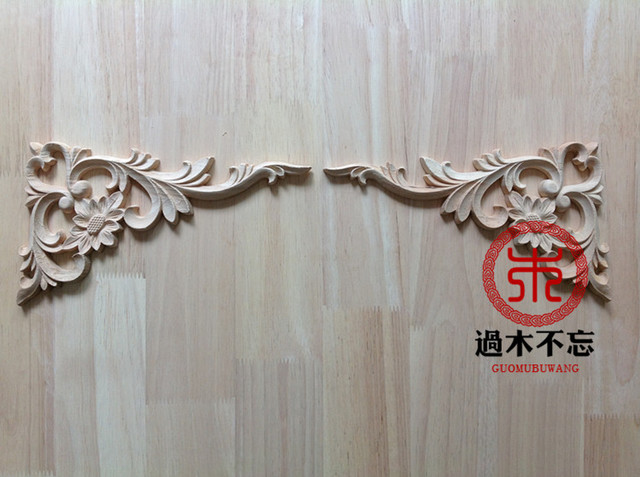 Do not forget to log dongyang woodcarving flower applique