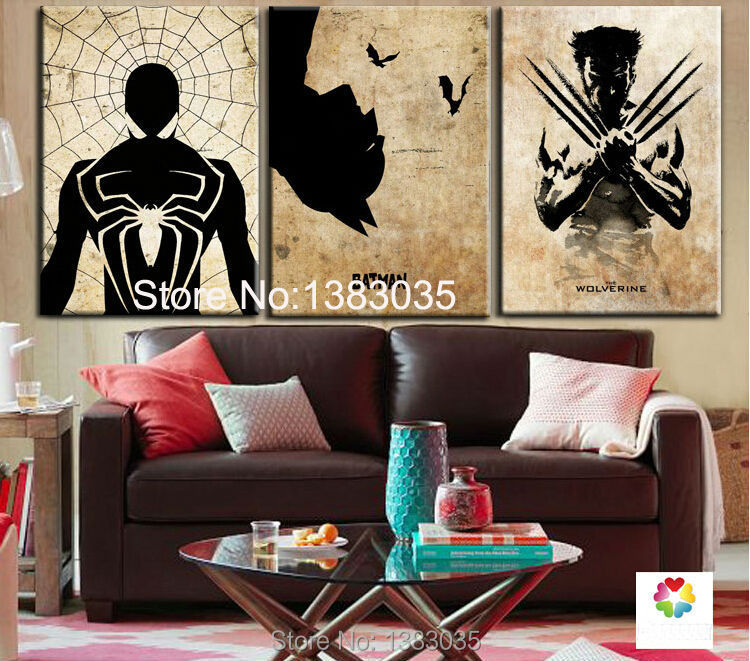 Hand Painted Furniture Abstract