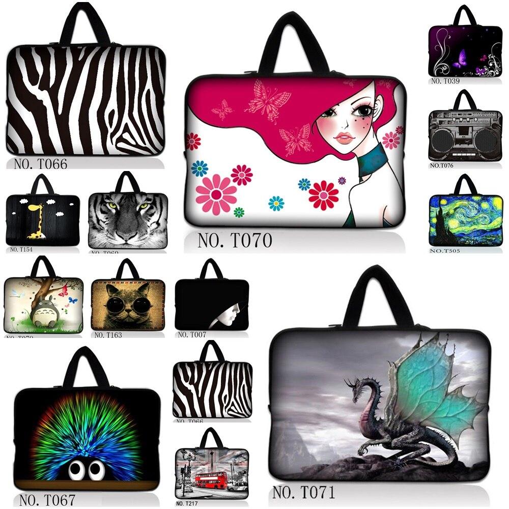 Laptop Bag sleeve 13.3 15.6 10.1 17 Bags Funda Portatiles Computer For Macbook Air Pro Dell Lenovo Notebook T#022