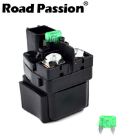 Road Passion 28 Motorcycle Starter Solenoid Relay Ignition Switch For Suzuki ATV LT F400F LT F400FC LT F400FU LT F400FZ