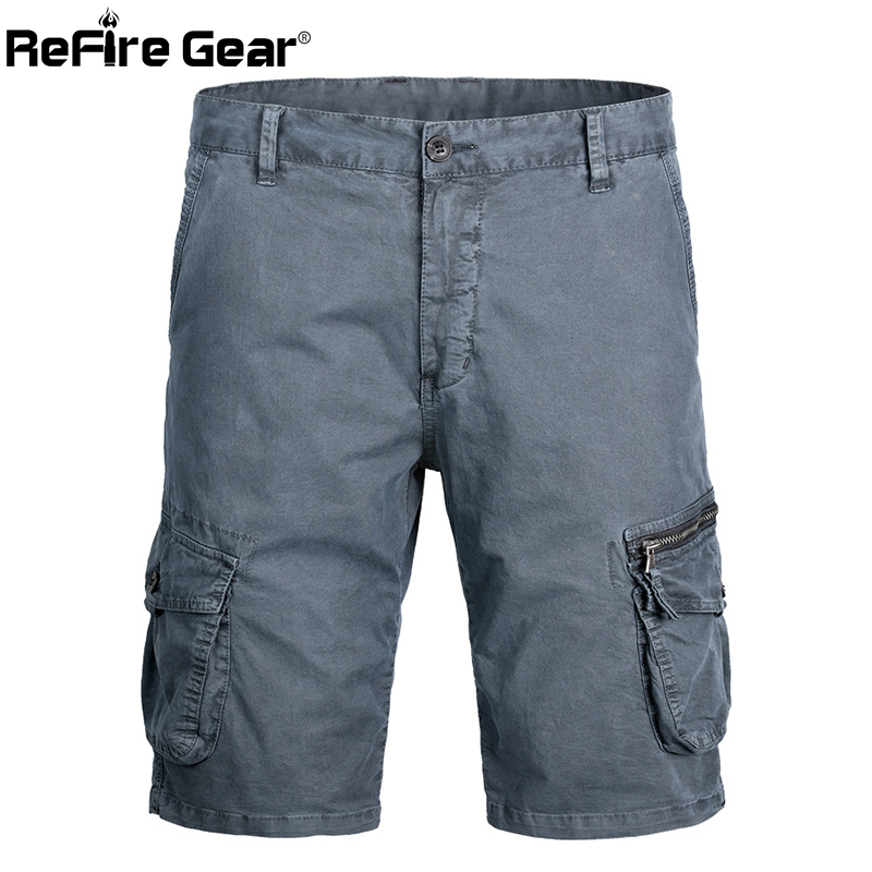 Men/'s Combat Army Military Cargo Shorts Summer Casual Work Pockets Short Pants