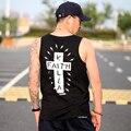 Chicos tanques hombres tops calle Personalizada cruz hiphop camiseta más el tamaño masculino básica playa ocasional 5XL regalo fresco impresionante