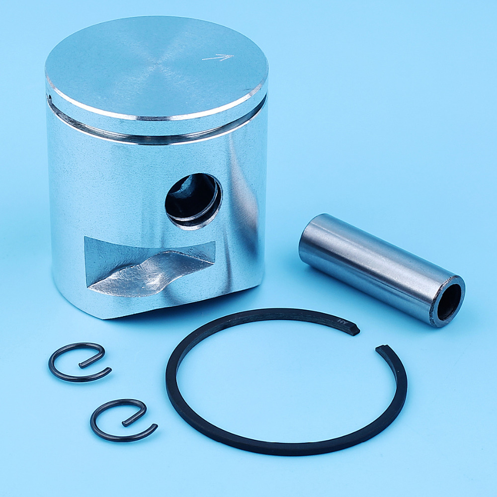 39mm Piston Kit For McCULLOCH CS340, CS380 CS 340 CS 380 Chainsaw 577831301,577 83 13-01 Pin Ring Replacement Spare Part