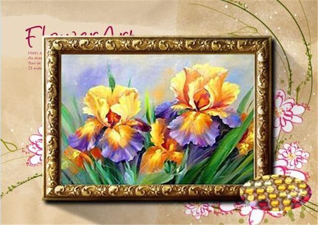 Needlework-Diy-Diamond-Painting-Cross-Stitch-Diamond-Embroidery-Flower-Serie-l-Print-round-Drill-Picture45x35.jpg_640x640