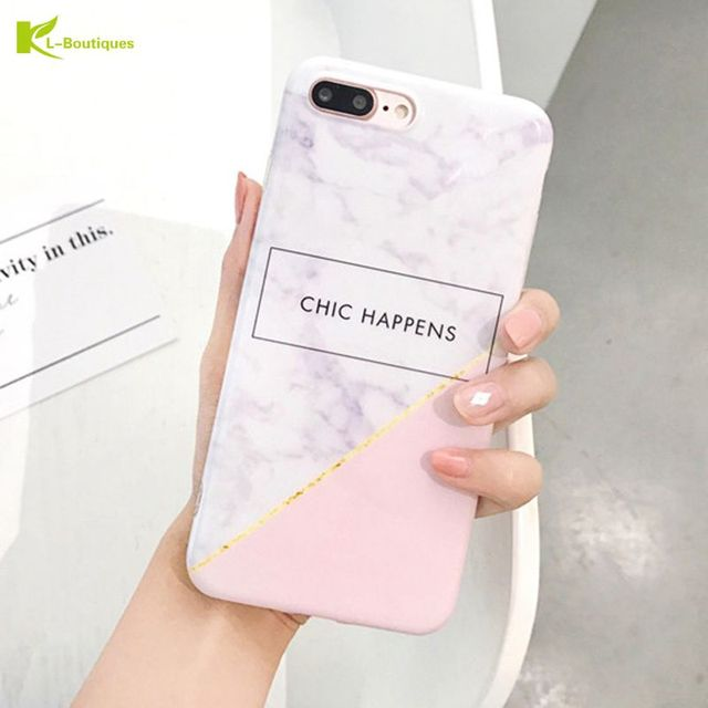 coque marble iphone 7