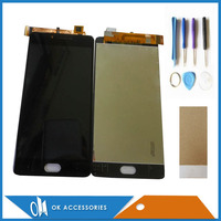 Black Color 5 5 Inch For Doogee Shoot 1 LCD Display Touch Screen Digitizer Assembly High