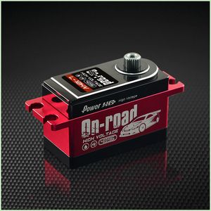 Image 3 - Power HD L 12HV 12KG High Voltage Servo For 1:10 Buggy Drift RC Car On Road Accessories Toys