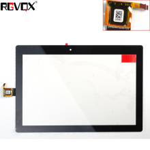 RLGVQDX NEW Touch Screen Digitizer For Lenovo Tab 2 A10-30 10 Front Glass Replacement 15 6 for lenovo flex 2 15 2 15 2 15d laptop touch screen digitizer glass lens replacement parts with frame