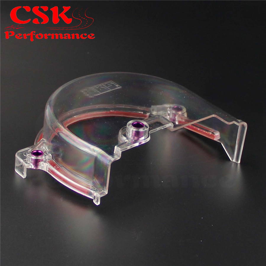 Single Clear Cam Timing Belt Cover For Mitsubishi Lancer 4g13 4g15 On Alibaba Group