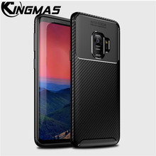 Armored for Samsung galaxy S9 S9plus Note 9 A6 A8 A8plus mobile phone case luxury ultra-thin ultra-soft silicone shell