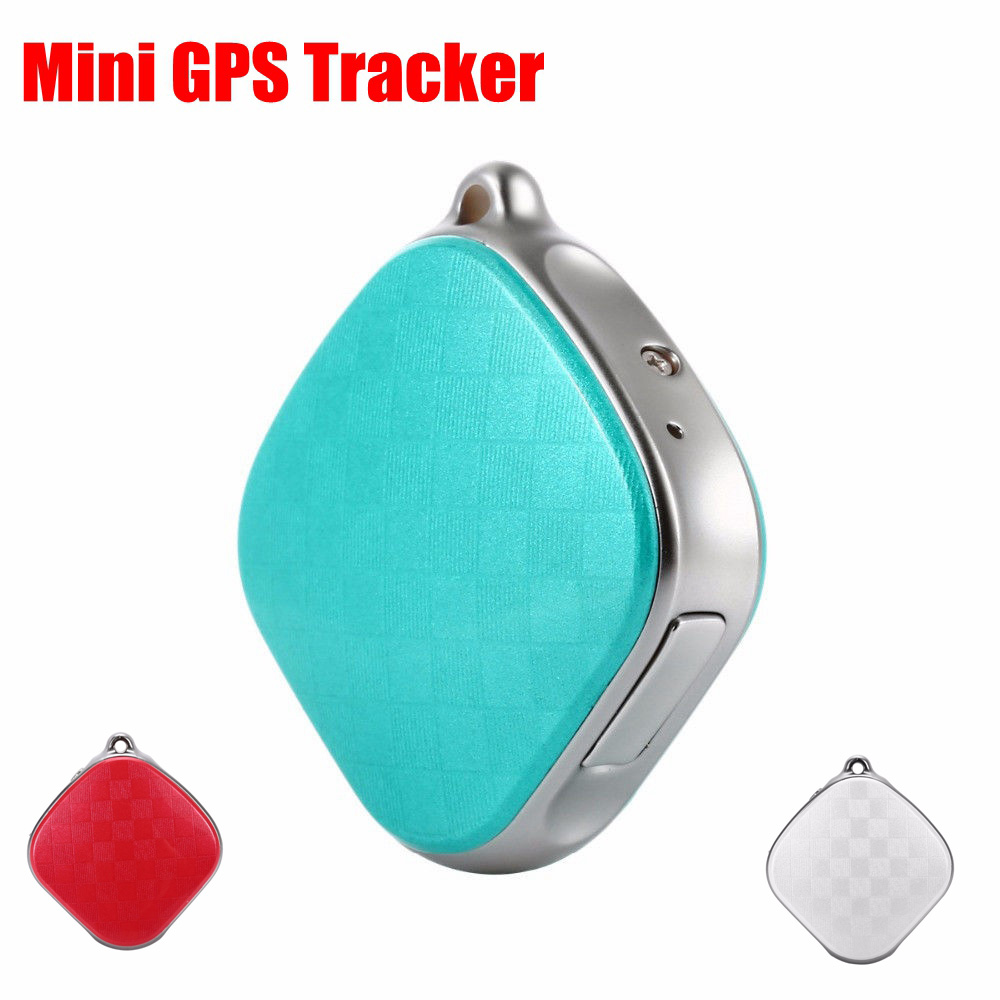 Mini Micro necklace GPS Tracker Locator A9 For Kids Tracking Device GPS + LBS + Wifi 5 Days Standby SOS Alarm Voice Monitoring цены онлайн