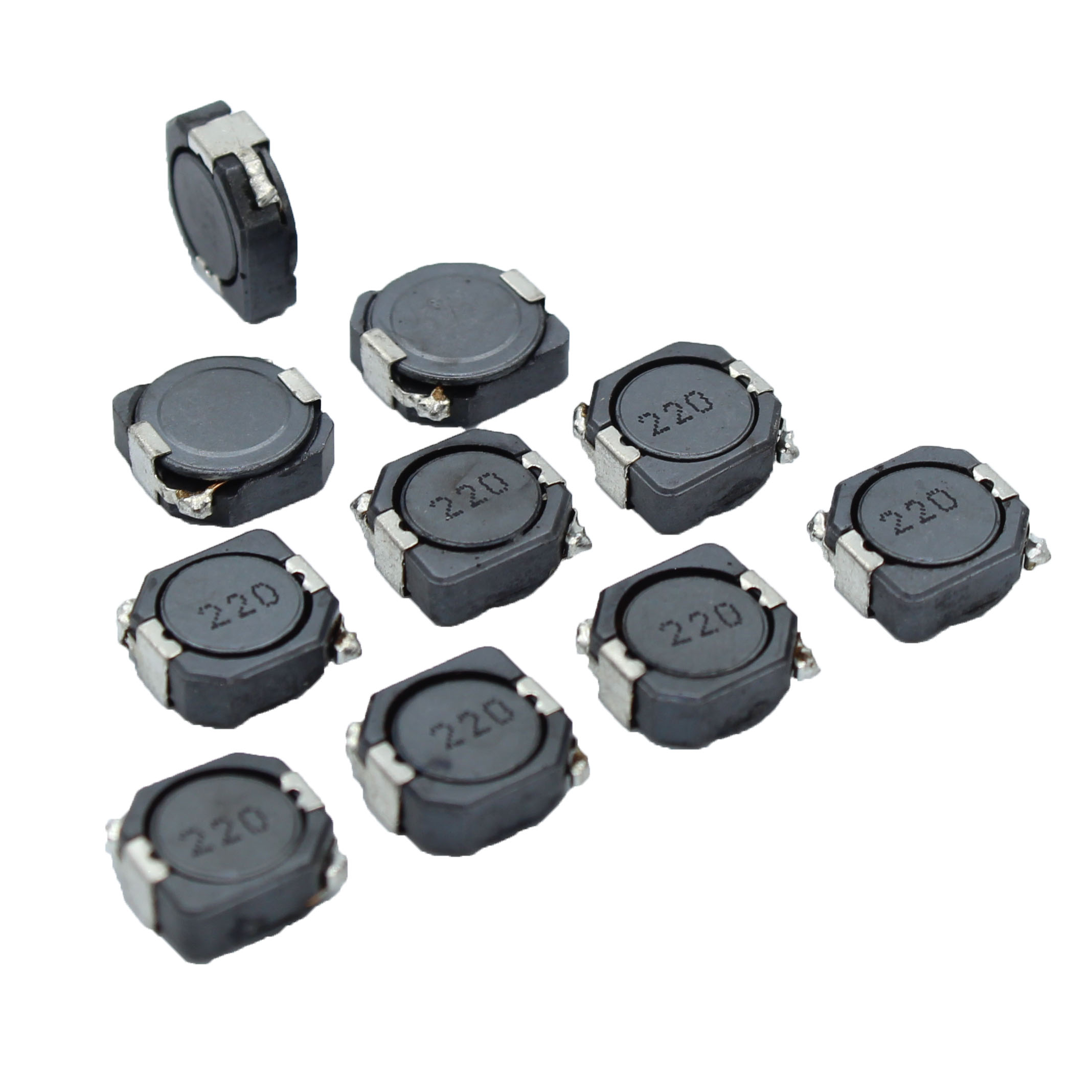 10PCS/lot SMD Power Inductors CDRH104R CD104R 10*10*4MM 2.2UH 3.3UH 4.7UH 6.8UH 10UH 22UH 33UH 47UH 68UH 100UH 150UH 220UH 330UH