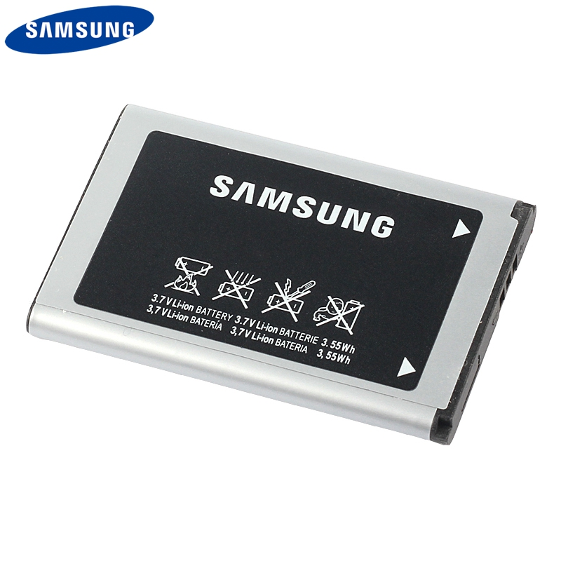<font><b>Samsung</b></font> Original Replacement Phone Battery AB463651BU For <font><b>Samsung</b></font> <font><b>L700</b></font> W559 S5628 B3410 L708E SGH-<font><b>L700</b></font> Authenic Battery 1000mAh image