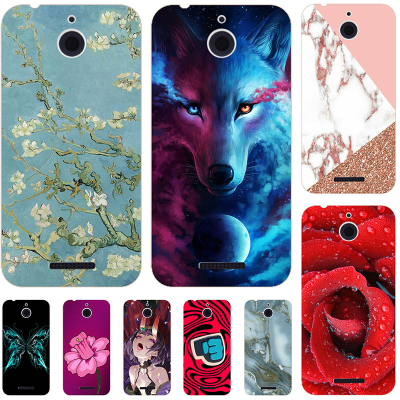 Coque Funda For <font><b>HTC</b></font> <font><b>Desire</b></font> <font><b>510</b></font> Hard Plastic Back <font><b>Cover</b></font> For <font><b>HTC</b></font> <font><b>Desire</b></font> <font><b>510</b></font> A11 Original Printed Cute Animal Flower Phone Case image