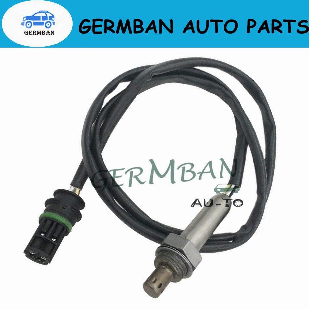Manufacturé neuf 11781427884 1178 1427 884 D'oxygène Lambda O2 Capteur FFor BMW BMW E36 E38 E39 M52 11781427884 DOX-1368 4 Fils