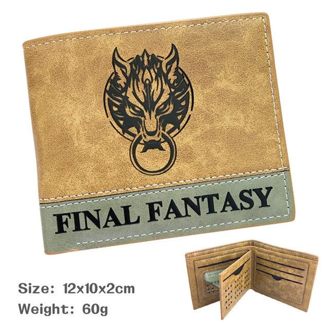 Embossed Wallet Series Fullmetal Alchemist Harry Potter ...