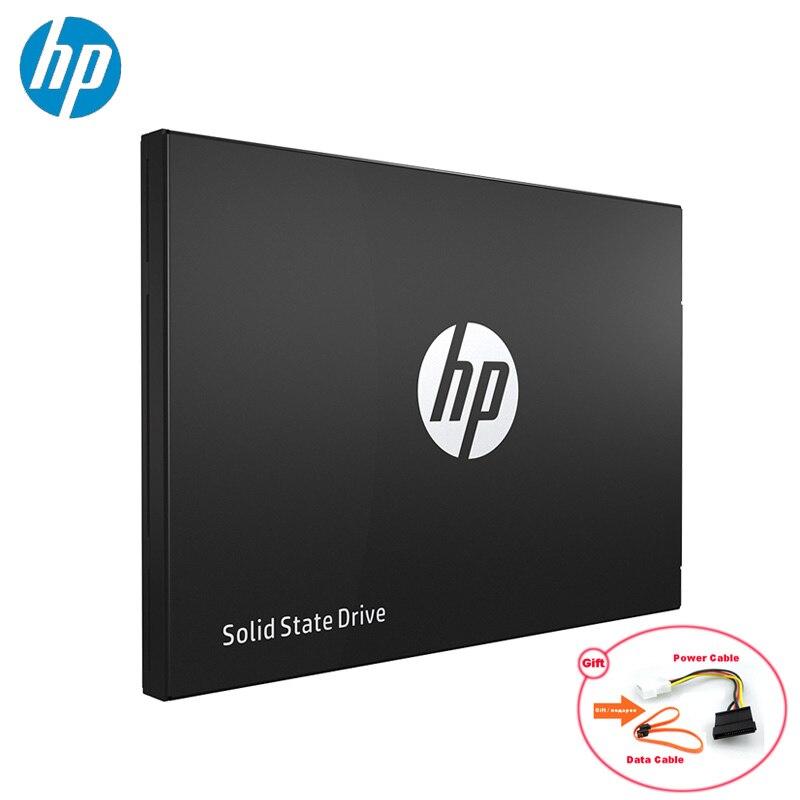 HP SSD 120 ГБ Внутренний твердотельный жесткий диск S700 SATAIII 2.5 дюймов 7 мм Профессиональный Pro 128 г Для ноутбуков Настольный ПК ssd 120 ГБ ...