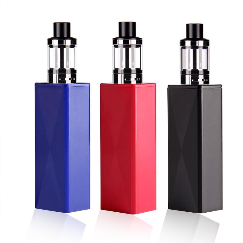 2200MHA ECT 40W kube MOD elektronisk sigarett Mod kit med 2,0ml Elfin - Elektroniske sigaretter - Bilde 2