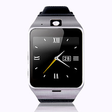 GV18 NFC Bluetooth Smartwatch with GPRS Camera Passometer SIM Call support TF for Android Phones