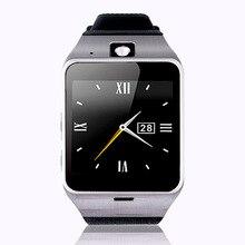 APLUS GV18 NFC Bluetooth Smartwatch mit GPRS Kamera Passometer SIM Anruf unterstützung TF für Android Phones beste cheep smartwatch