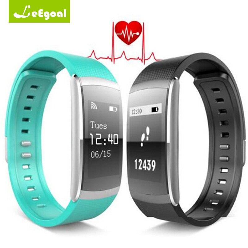 D'origine Smartband IWOWN i6 PRO Smart Bracelet Moniteur de Fréquence Cardiaque Bracelet IP67 Étanche Fitness Tracker pour Android iOS