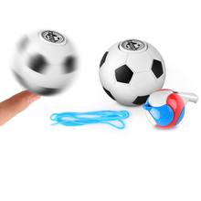 Hand Spinner Funny Toys Antistress Plastic Hand Spinner Football Basketball Anti-Stress Desk Toy Office Gyroscope Game