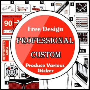 Image 5 - Autocollant interrupteur créatif, Stickers muraux décoratifs pour voiture, en vinyle, avec chat noir, 1 pièce