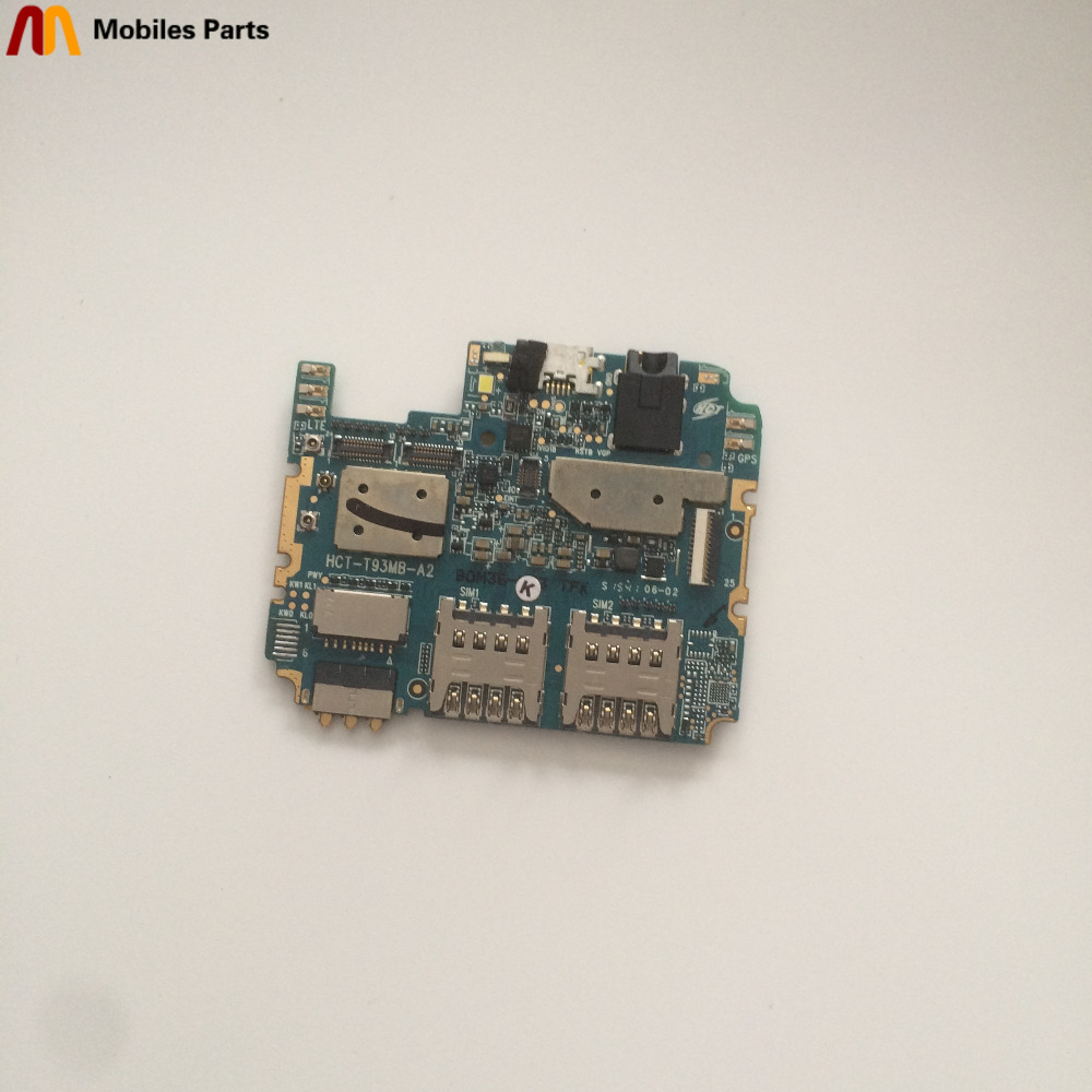Used Replacement Mainboard 1G RAM+8G ROM Motherboard For Cubot X12 5.0