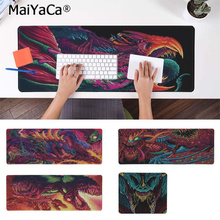 MaiYaCa Your Own Mats Hyper Best  Natural Rubber Gaming mousepad Desk Mat Free Shipping Large Mouse Pad Keyboards