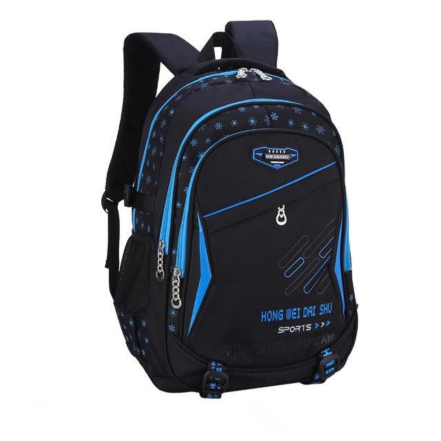 2017 ortopédica niños mochilas para adolescentes de moda de impresión de gran capacidad de nylon mochilas escolares para niños y niñas mochilas