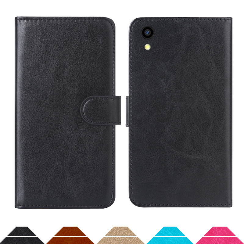 Luxury Wallet Case For Elephone A2 Pro PU Leather Retro Flip Cover Magnetic Fashion Cases Strap