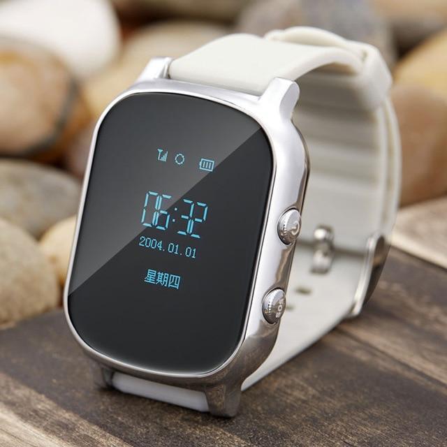 Best Child GPS Tracker Smart Watch Activity Phone Locator