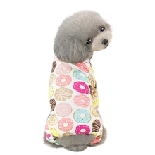 Outfit Overalls Costume Pet-Clothing Puppy Cat-Coat Cats Small Medium Dogs Chihuahua