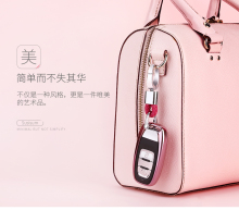 TPU Car Key Case Auto Key Protection Cover For Audi A1 A3 A4 A5 A6 A7 A8 Quattro Q3 Q5 Q7 2009~2015 Car Holder Shell Colorful fashion leather metal car styling keychain car and home key ring holder housekeeper for audi a3 a4 a5 a6 q3 q5 car accessories