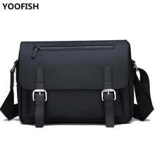 2019 Men Bag High Quality Waterproof Oxford Casual Messenger Bag Fashion Man Shoulder Bags Business Male Crossbody Bags Package недорого