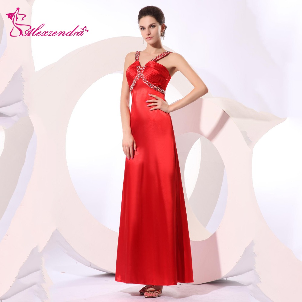 ab273941b572 Buy red empire waist prom dress and get free shipping on AliExpress.com