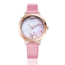 2018 часы модные повседневное Спорт Кварцевые часы-хронограф Женские Кожаные Бизнес наручные часы Relogio Masculino