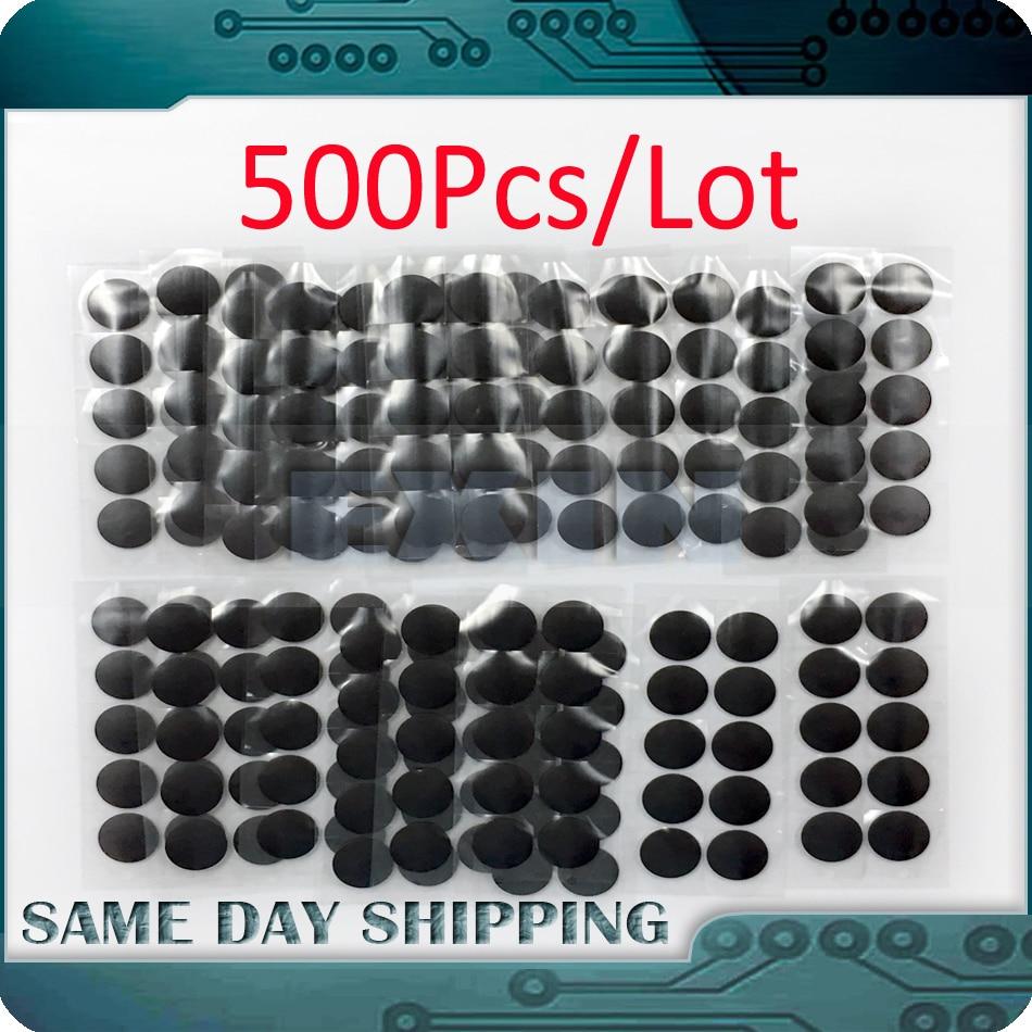 500Pcs Lot New A1425 A1502 A1398 Rubber Feet for Macbook Pro Retina 13 15 Bottom Cover