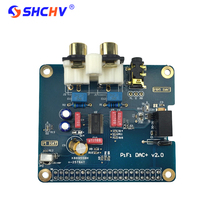 Buy Raspberry Pi 3 Analog Audio Board HIFI DAC Sound Card Module Expansion Board I2S Interface Compatible With Raspberry Pi 2 / B+