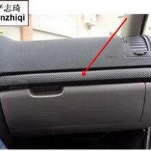 Наклейки из углеродного волокна для межкомнатных дверей для Volkswagen skoda Octavia