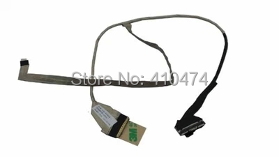 WZSM New laptop Lcd Video Cable for HP Pavilion G7 G7-1000 17.3 DDOR18LC030 new laptop lcd video cable for hp pavilion g7 g7 1000 17 3 ddor18lc030