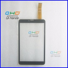 "High Quality Black New 8"" inch YJ315FPC-V0 Touch Screen Digitizer Sensor Replacement Parts Free Shipping"