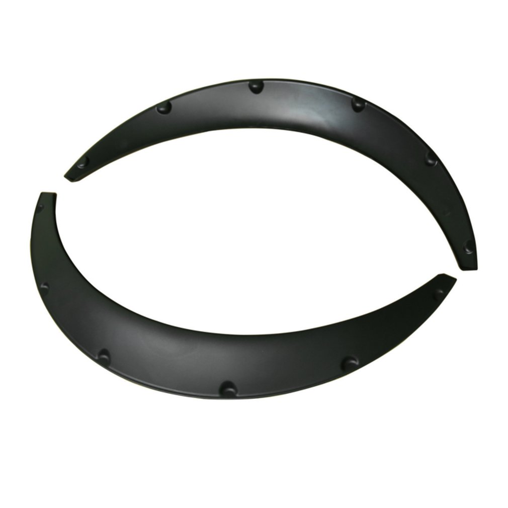 Universal Car Fender Flares Extra Wide Body Wheel Arches For Off-road