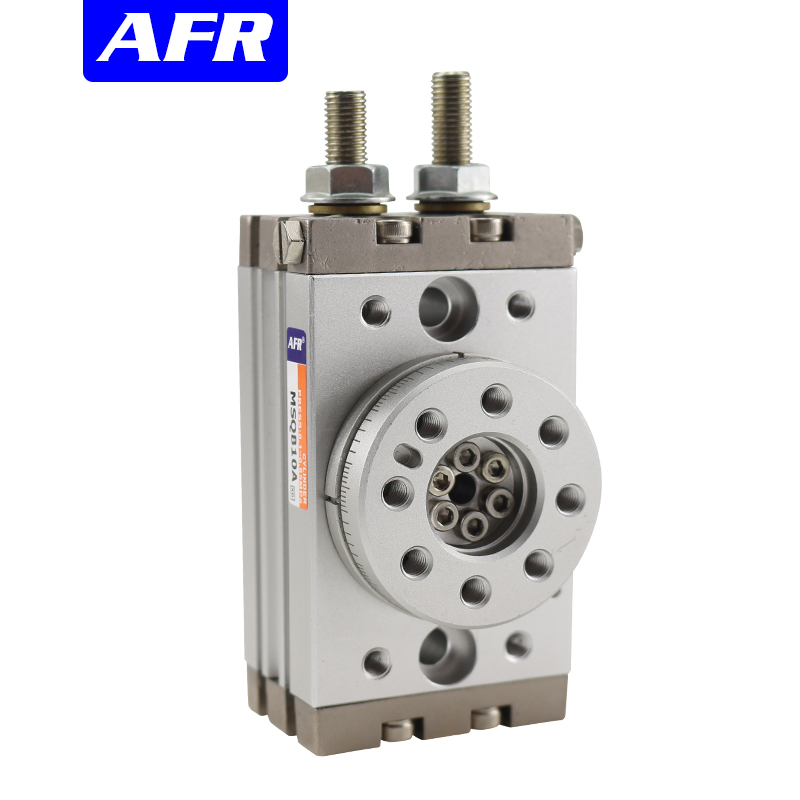 Rotary Pneumatic Cylinder MSQB70A 100A 200A With intemal shock absorber MSQB70R MSQB100R MSQB200R in Pneumatic Parts from Home Improvement