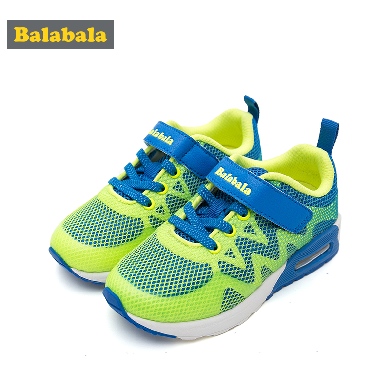 balabala Children Shoes Kids Boys Casual Sneakers mesh Sport running shoes for boys Fashion kid Autumn spring flat footwear new kids sneakers boys running shoes breathable mesh fashion kids shoes boys girls sport shoes kids casual sapatos infant