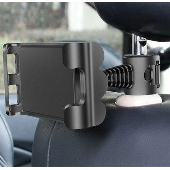 Регулируемая автомобильная подставка для планшета, держатель для IPAD, аксессуары для планшетов, универсальная подставка для планшета, автом...